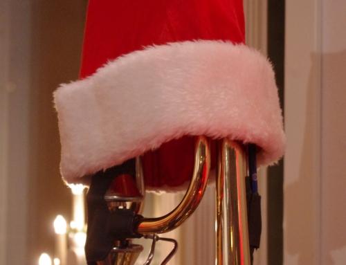 Julkonsert med Smyrna Brass