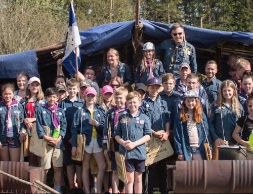 Stöd Scouterna